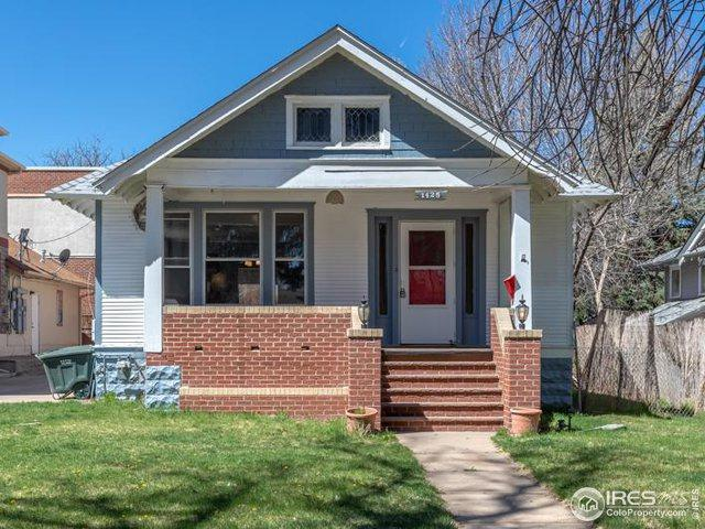 1425 12th Ave, Greeley, CO 80631 (#878445) :: HomePopper