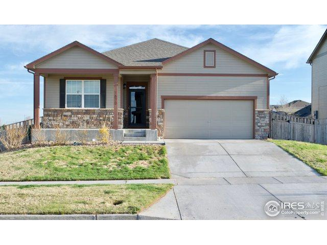 1670 Jade Ave, Lochbuie, CO 80603 (MLS #878446) :: The Lamperes Team