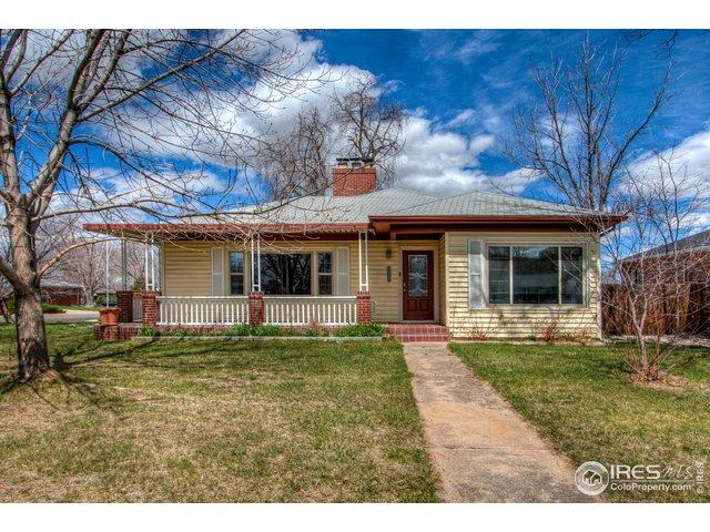 1931 14th St Rd, Greeley, CO 80631 (MLS #878448) :: Downtown Real Estate Partners