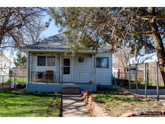 102 5th St, Gilcrest, CO 80623 (MLS #878450) :: J2 Real Estate Group at Remax Alliance