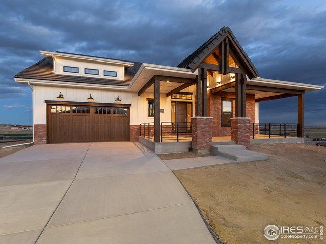 2798 Heron Lakes Pkwy, Berthoud, CO 80513 (MLS #878455) :: The Lamperes Team
