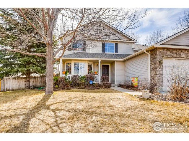 1689 Cedarwood Dr, Longmont, CO 80504 (MLS #878459) :: Downtown Real Estate Partners