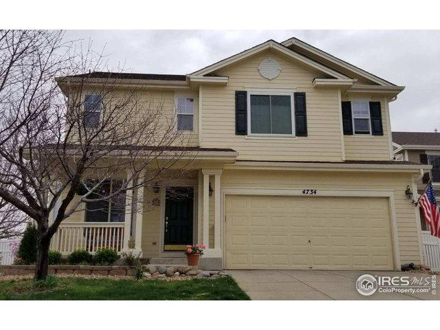 4734 Portofino Dr, Longmont, CO 80503 (MLS #878460) :: Downtown Real Estate Partners