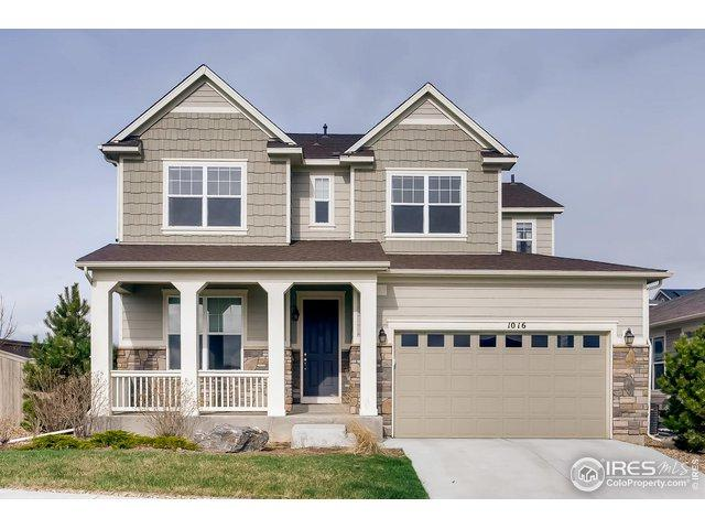 1016 Redbud Cir, Longmont, CO 80503 (MLS #878462) :: Downtown Real Estate Partners