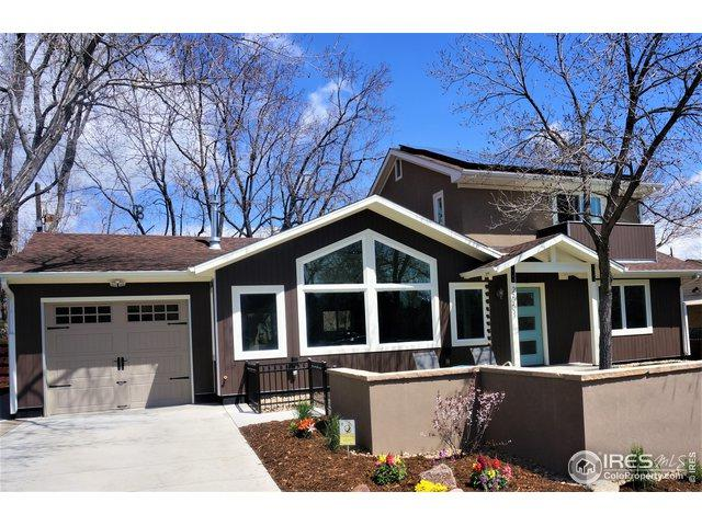 2001 Evergreen Ave, Boulder, CO 80304 (MLS #878465) :: Downtown Real Estate Partners