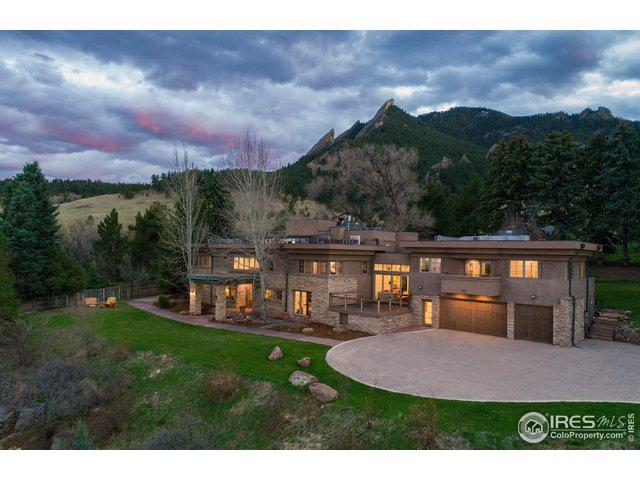 770 Circle Dr, Boulder, CO 80302 (MLS #878467) :: Downtown Real Estate Partners