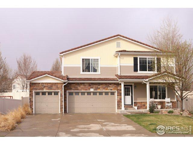 3552 Pinewood Ct, Johnstown, CO 80534 (#878477) :: The Dixon Group