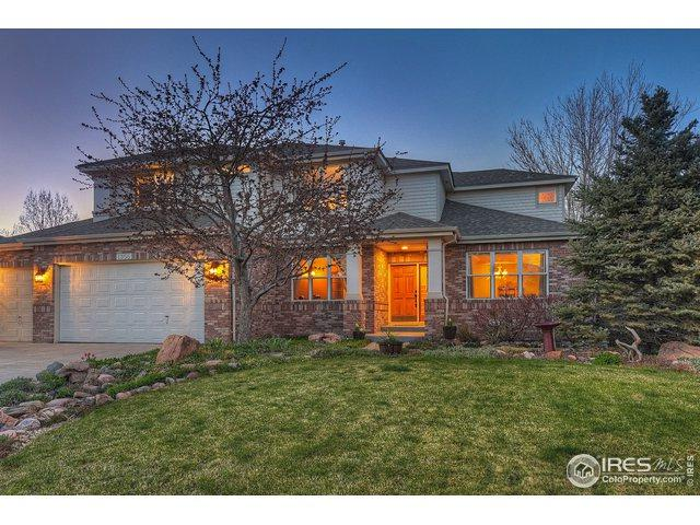 1355 Northview Dr, Erie, CO 80516 (MLS #878503) :: The Bernardi Group at Coldwell Banker