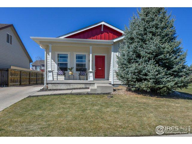 839 Cliffrose Way, Severance, CO 80550 (MLS #878516) :: J2 Real Estate Group at Remax Alliance