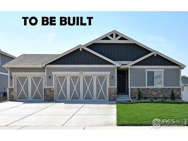 6953 Sage Meadows Dr, Wellington, CO 80549 (MLS #878524) :: Kittle Real Estate