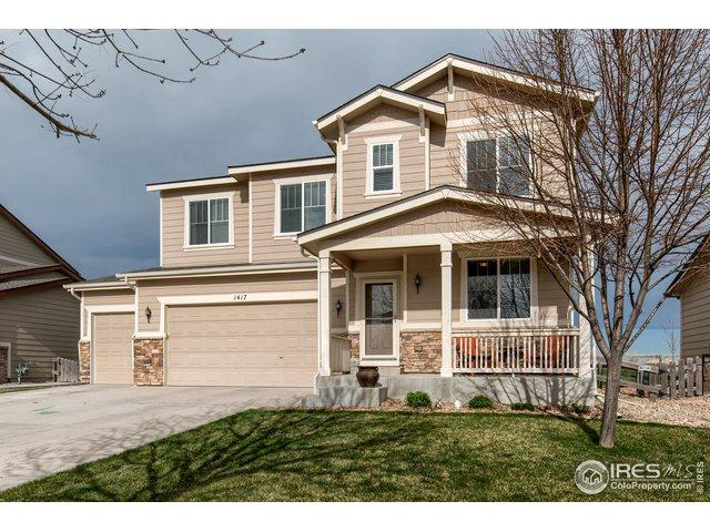 1417 102nd Ave, Greeley, CO 80634 (MLS #878547) :: J2 Real Estate Group at Remax Alliance