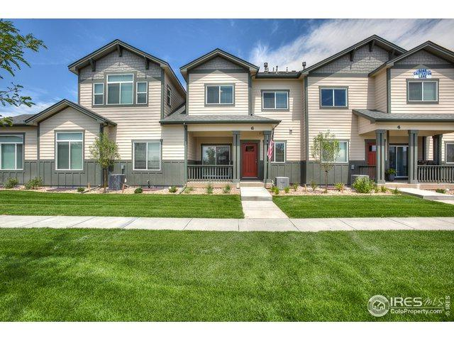 4125 Crittenton Ln #6, Wellington, CO 80549 (MLS #878548) :: Downtown Real Estate Partners