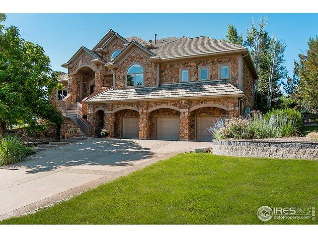 4348 Pebble Beach Dr, Niwot, CO 80503 (MLS #878557) :: J2 Real Estate Group at Remax Alliance