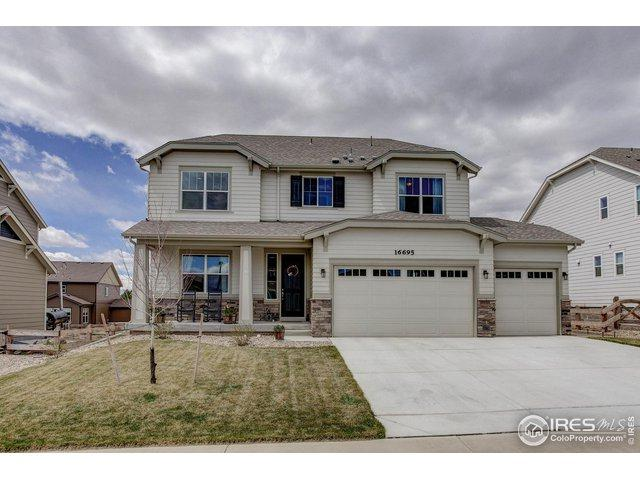 16695 Sanford St, Mead, CO 80542 (MLS #878558) :: J2 Real Estate Group at Remax Alliance