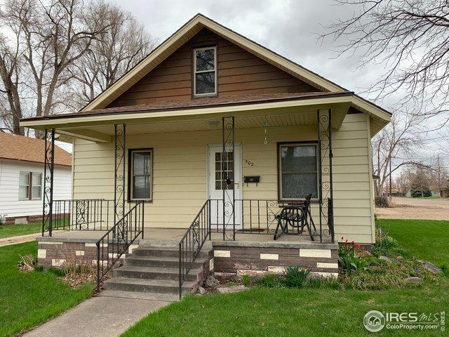 502 Platte St, Sterling, CO 80751 (MLS #878563) :: Sarah Tyler Homes