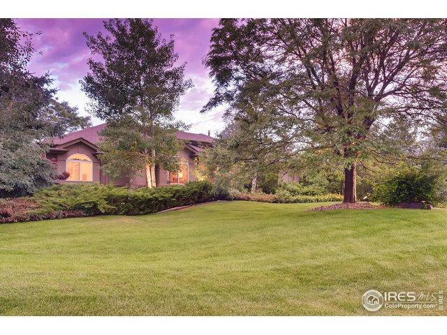 9071 Fieldcrest Ln, Longmont, CO 80503 (MLS #878565) :: Sarah Tyler Homes