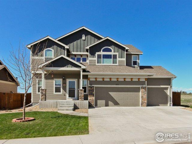 2771 Bridle Dr, Mead, CO 80542 (MLS #878568) :: Sarah Tyler Homes