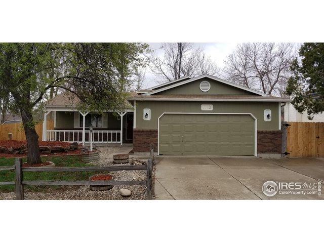 1142 S Redbud Dr, Loveland, CO 80538 (MLS #878597) :: Sarah Tyler Homes