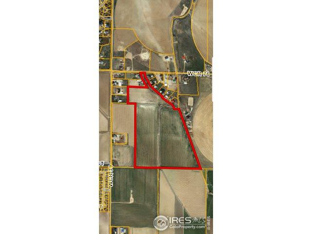 Address Not Published, Eaton, CO 80615 (MLS #878601) :: Sarah Tyler Homes
