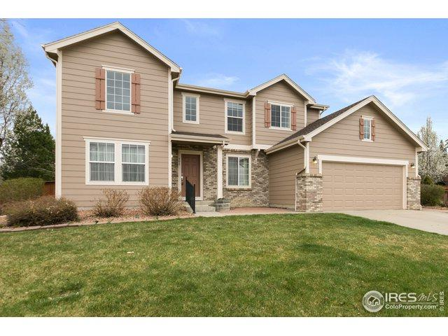 900 Red Oak Dr, Longmont, CO 80504 (MLS #878615) :: The Bernardi Group at Coldwell Banker