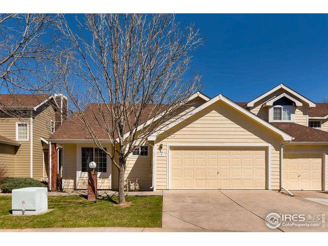 906 Richmond Dr #1, Fort Collins, CO 80526 (MLS #878623) :: J2 Real Estate Group at Remax Alliance