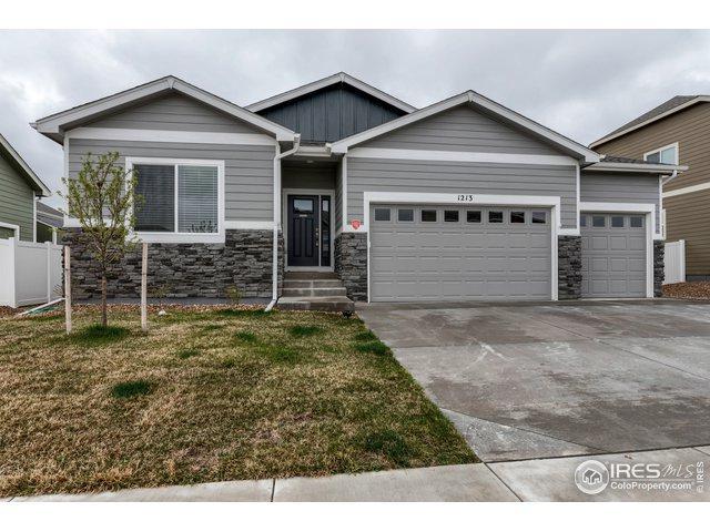 1213 Chilcott St, Berthoud, CO 80513 (MLS #878633) :: Keller Williams Realty