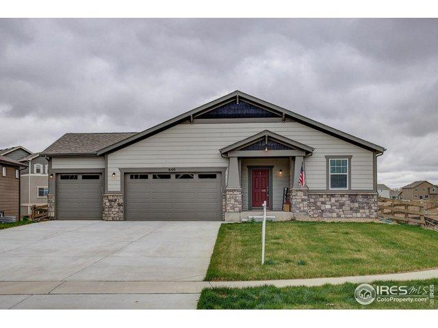 640 Great Basin Ct, Berthoud, CO 80513 (MLS #878634) :: Bliss Realty Group