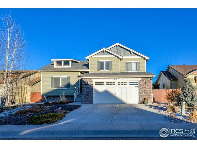 427 Frontier Ln, Johnstown, CO 80534 (MLS #878643) :: J2 Real Estate Group at Remax Alliance