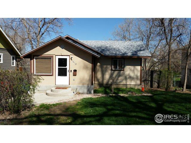 1416 15th Ave, Greeley, CO 80631 (MLS #878651) :: J2 Real Estate Group at Remax Alliance