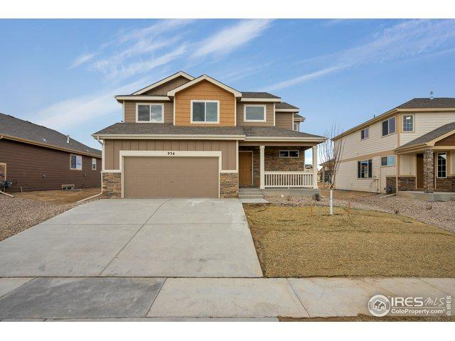 268 Castle Dr, Severance, CO 80550 (MLS #878652) :: Sarah Tyler Homes