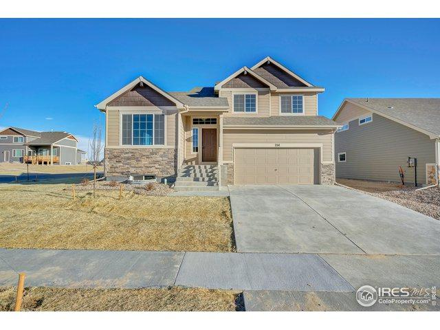 1002 Mt. Oxford Ave, Severance, CO 80550 (MLS #878653) :: Sarah Tyler Homes
