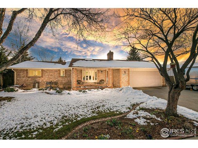 4503 Filbert Dr, Loveland, CO 80538 (MLS #878655) :: Sarah Tyler Homes