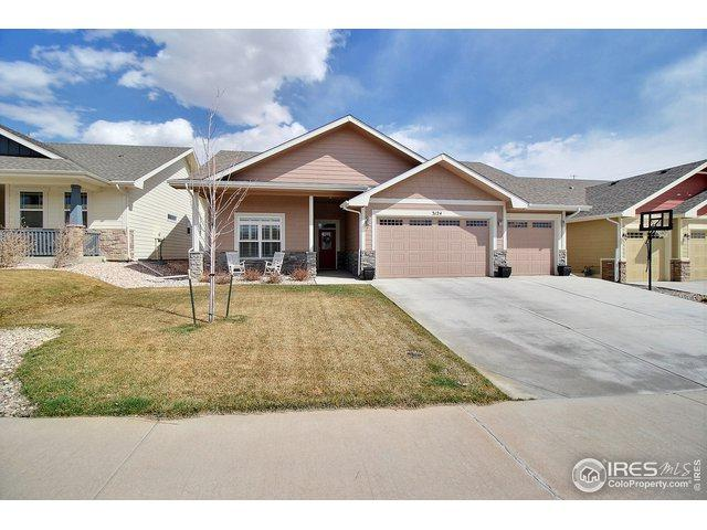 3124 66th Ave, Greeley, CO 80634 (MLS #878661) :: Sarah Tyler Homes