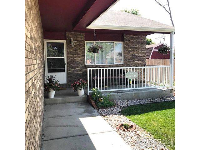 408 Suzann St, Wiggins, CO 80654 (MLS #878663) :: Sarah Tyler Homes