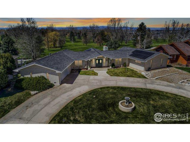 2121 Clubhouse Dr, Greeley, CO 80634 (MLS #878665) :: Sarah Tyler Homes