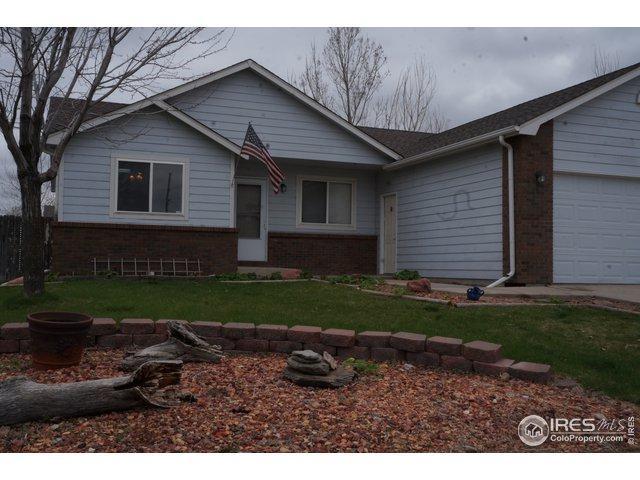 328 Hickory Ave, Eaton, CO 80615 (MLS #878669) :: Sarah Tyler Homes