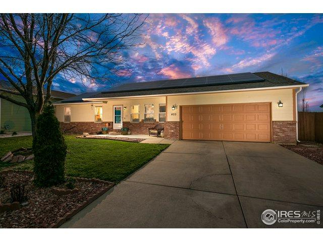 405 E 19th St, Greeley, CO 80631 (#878672) :: The Peak Properties Group