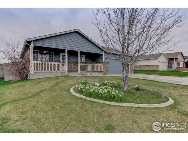 2708 Haven Ct, Evans, CO 80620 (MLS #878679) :: The Bernardi Group at Coldwell Banker