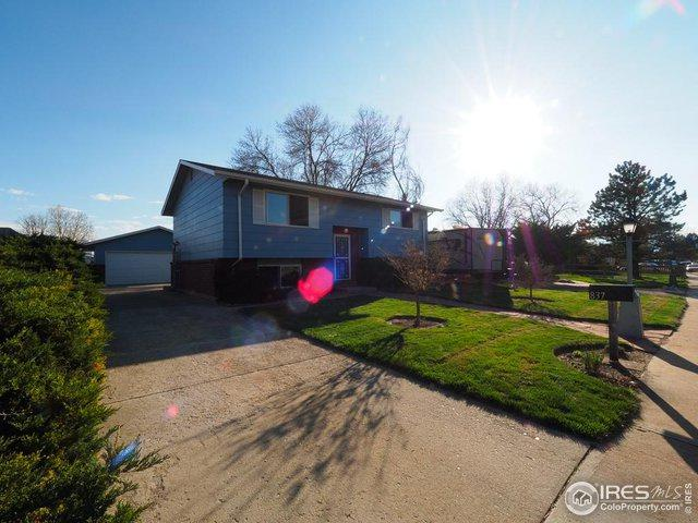 837 E 4th Ave, Longmont, CO 80504 (MLS #878680) :: The Bernardi Group at Coldwell Banker