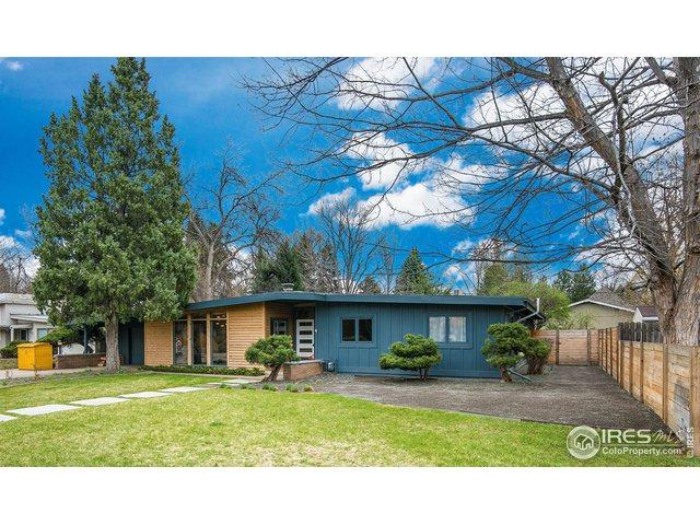 719 Locust St, Fort Collins, CO 80524 (MLS #878682) :: J2 Real Estate Group at Remax Alliance