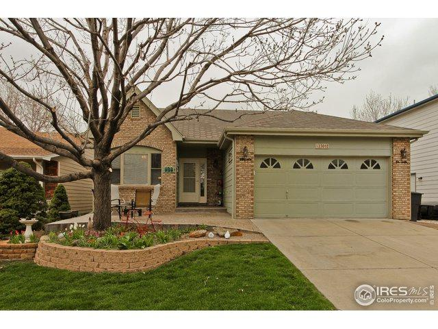 2301 Steele St, Longmont, CO 80501 (MLS #878683) :: The Bernardi Group at Coldwell Banker