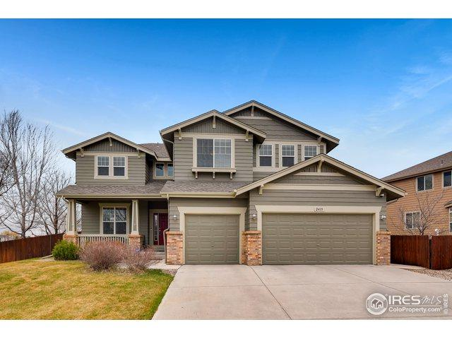 2415 White Wing Rd, Johnstown, CO 80534 (MLS #878692) :: J2 Real Estate Group at Remax Alliance
