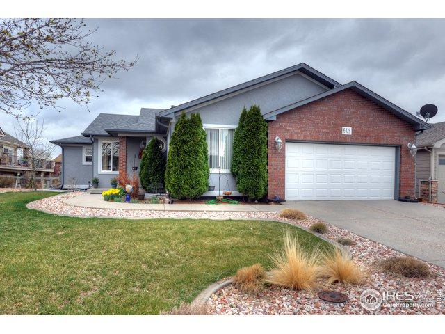 6128 W 16th St, Greeley, CO 80634 (MLS #878696) :: J2 Real Estate Group at Remax Alliance