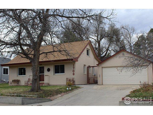 1708 Spruce Ave, Longmont, CO 80501 (MLS #878712) :: Keller Williams Realty