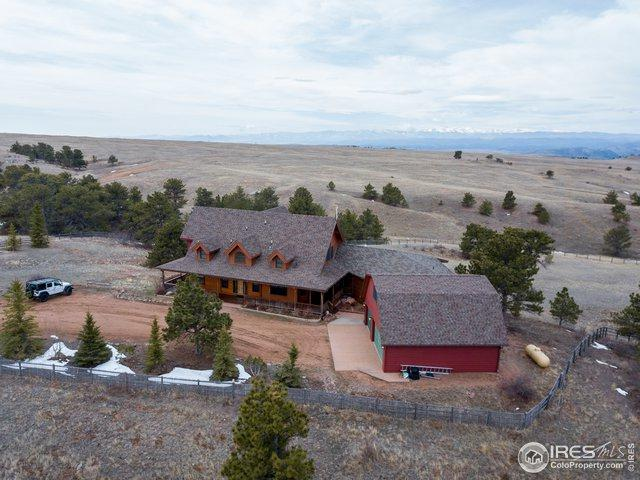 965 Granite Springs Rd, Livermore, CO 80536 (MLS #878714) :: J2 Real Estate Group at Remax Alliance