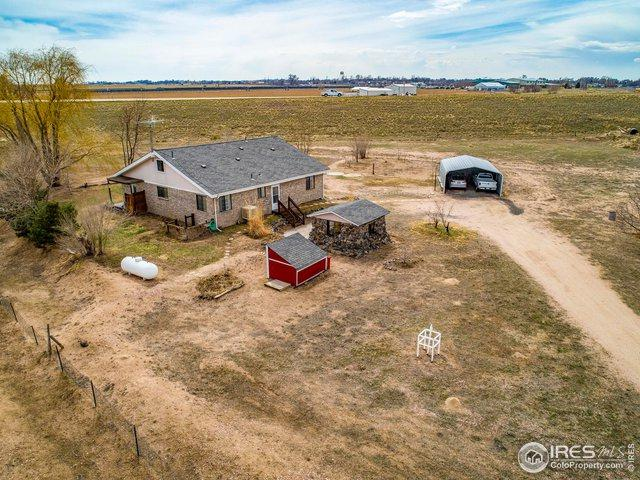 26990 County Road 56, Kersey, CO 80644 (MLS #878715) :: J2 Real Estate Group at Remax Alliance