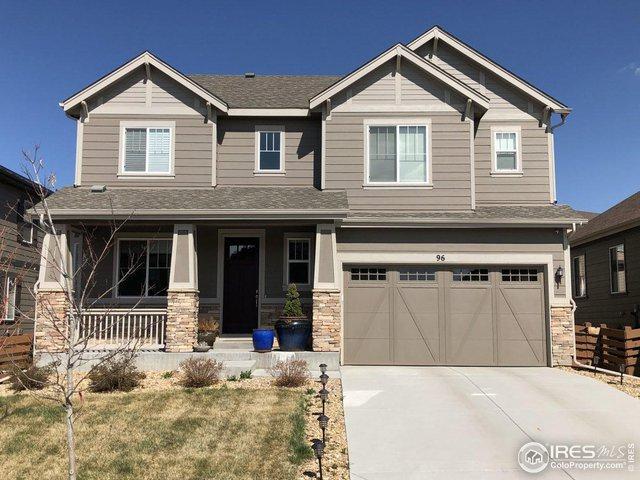 96 Sun Up Cir, Erie, CO 80516 (MLS #878725) :: 8z Real Estate