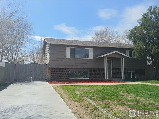 2710 W 13th St, Greeley, CO 80634 (MLS #878757) :: Keller Williams Realty
