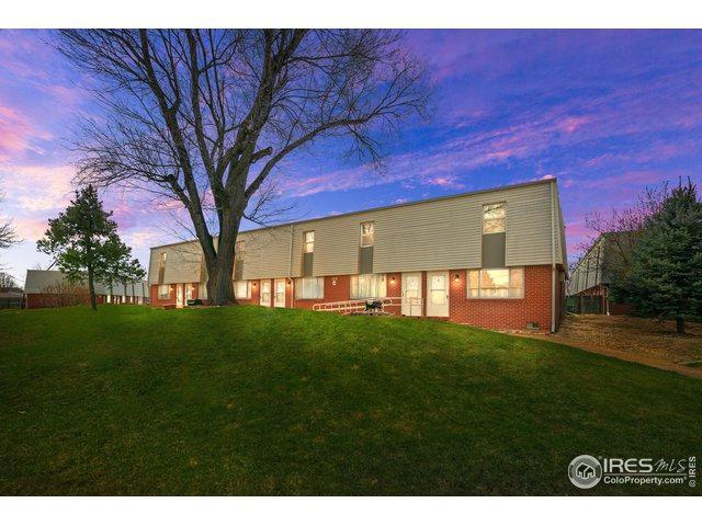 219 Chestnut St C6, Windsor, CO 80550 (MLS #878759) :: Keller Williams Realty