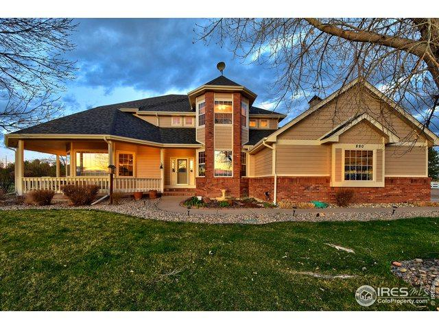 880 E Highway 56, Berthoud, CO 80513 (MLS #878770) :: J2 Real Estate Group at Remax Alliance